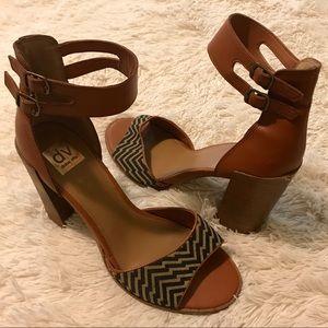 [Dolce Vita] Heeled Open Toe Sandal ❤️